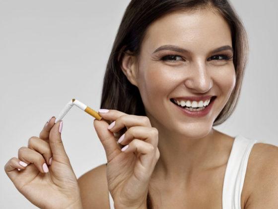 dejar de fumar antes de una operación